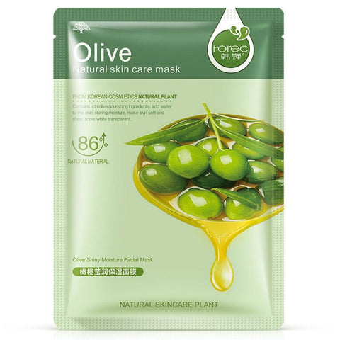 Image of Moisturizing Natural Facial Mask