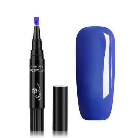 Image of 3 In 1 Nail Gel Polish Pen