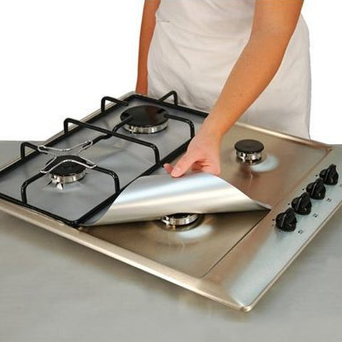 Image of Reusable Gas Burner Cover