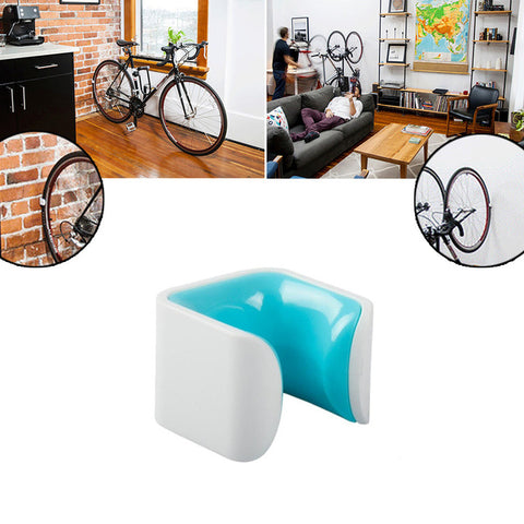 Image of Unique Road Bike Wall Mount