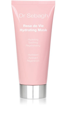 Dr. Sebagh Rose de Vie Hydrating Mask - Mascarilla Hidratante 100ml