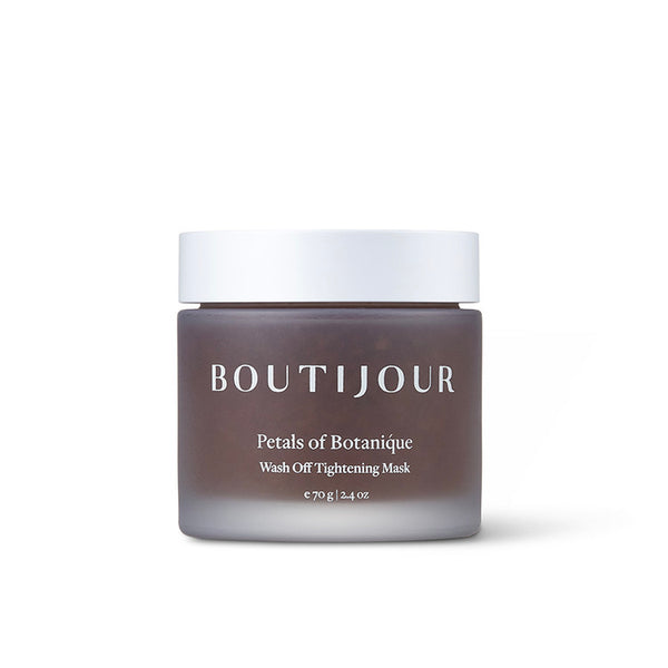 Boutijour Petals of Botanique Wash Off Tightening Mask - Mascarilla Reafirmante 70gr