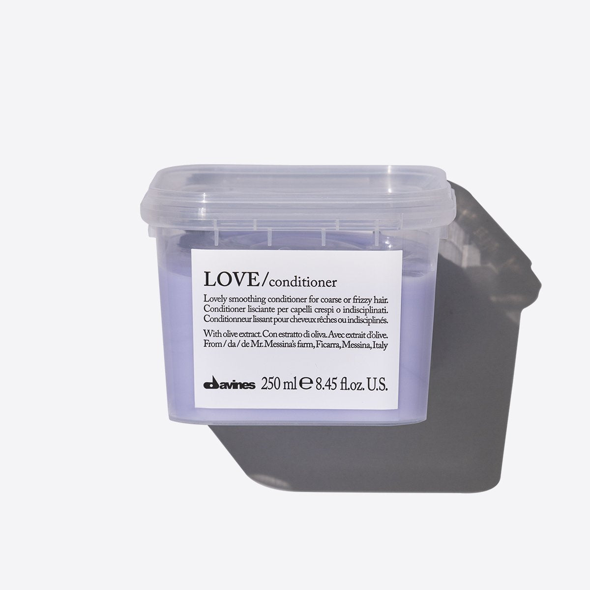 Davines LOVE Conditioner - Acondicionador Disciplinante 250ml
