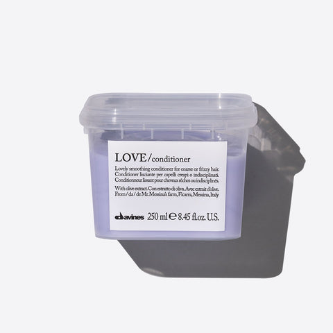 Davines LOVE Smoothing Conditioner - Acondicionador Disciplinante 250ml