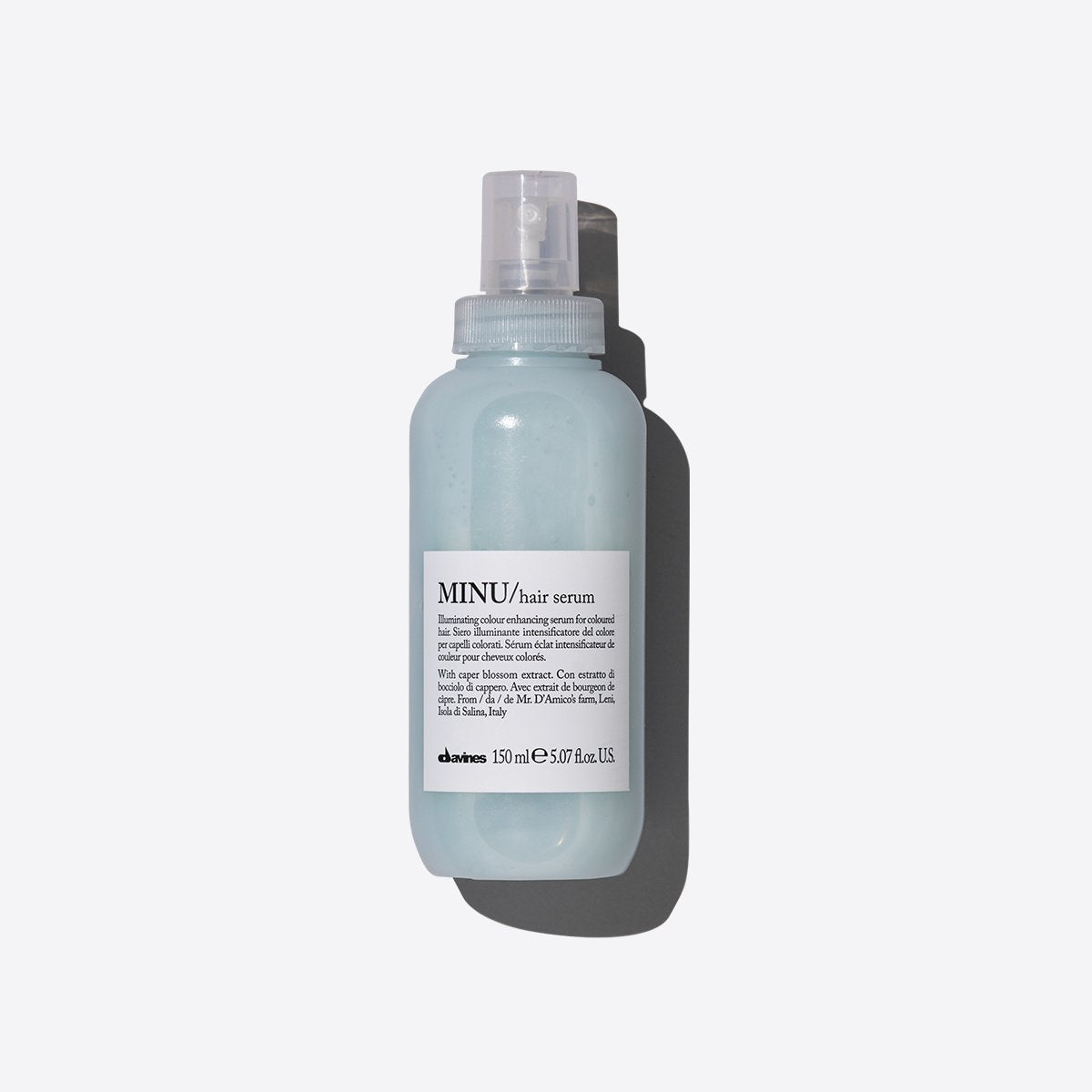 Davines MINU Hair Serum - Suero Protector de Color 150ml