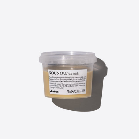 Davines NOUNOU Hair Mask - Mascarilla Nutritiva 75ml