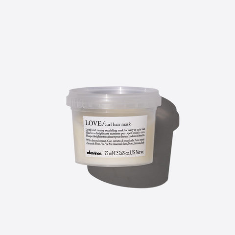 Davines LOVE Curl Hair Mask - Mascarilla Rizos 75ml