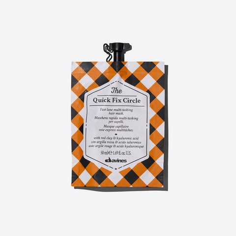 Davines The Quick Fix Circle - Mascarilla Regeneradora 50ml