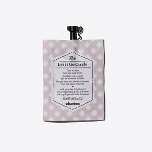 Davines The Let It Go Circle - Mascarilla Relajante 50ml