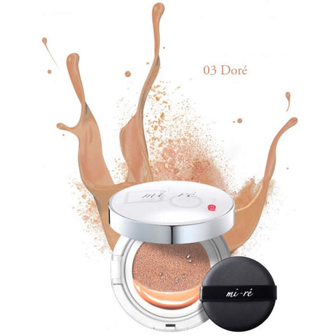 Mi-Re Maquillaje Cushion Doré 03 19gr