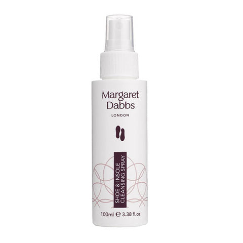 Margaret Dabbs Shoe & Insole Cleansing Spray - Spray Limpiador para Zapatos y Plantillas 100ml