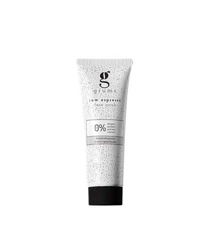 Grums Aarhus Raw Espresso Face Scrub - Exfoliante Rostro de Cafe 80ml
