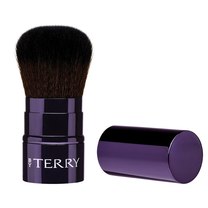 By Terry Retractable Kabuki Brush - Brocha Kabuki