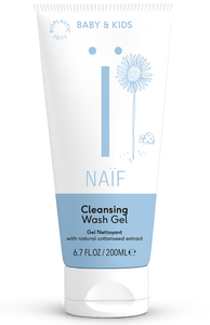 Naif Cleansing Wash Gel - Gel Suave 200ml