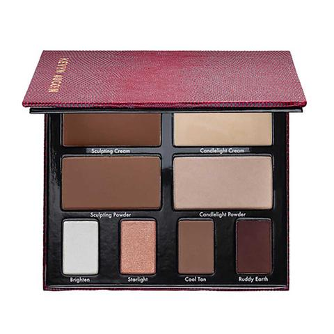 Kevyn Aucoin The Contour Book - The Art Of Sculpting & Defining Vol II- Paleta