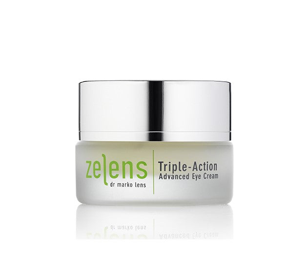 Zelens - Triple Action Advanced Eye Cream - Contorno de ojos 15ml