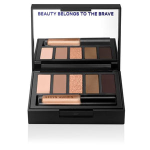 Kevyn Aucoin The Emphasize Eye Design Palette Unblinking - Paleta Sombras Ojos