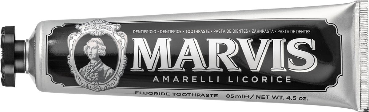 Marvis Amarelli Licorice- Dentífrico 85 ml