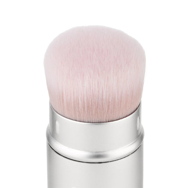 rms beauty Kabuki Polisher Retractable Brush - Brocha Kabuki