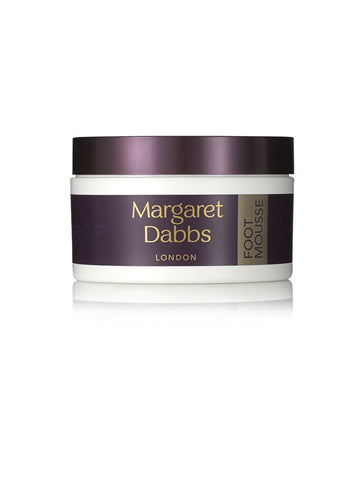 Margaret Dabbs Foot Mousse - Crema Exfoliante para Pies 100ml