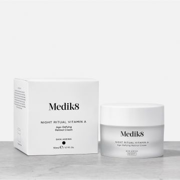 Medik8 Night Ritual Vitamin A - Crema Antienvejecimiento 50ml