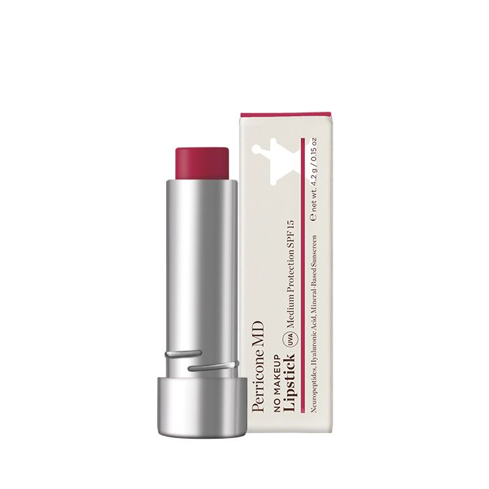 Perricone No Make Up Lipstick Red - Labial con SPF15 4,2gr