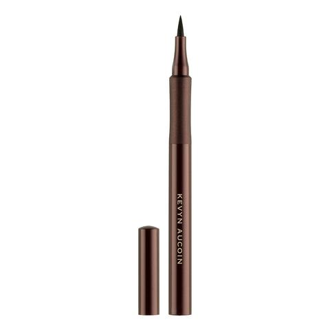 Kevyn Aucoin The Precision Liquid Liner Basic Black - Eye Liner