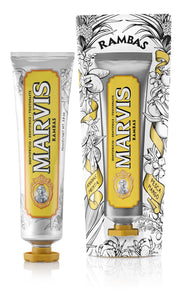 Marvis Rambas Limited Edition - Dentífrico 75ml