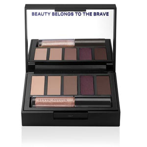 Kevyn Aucoin The Emphasize Eye Design Palette As Seen In- Paleta Sombras Ojos
