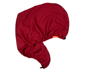 Aquis Hair Turban Red - Turbante Para Cabello Edición Limitada