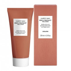 Comfort Zone Body Strategist Peel Scrub - Exfoliante de Doble Acción 200ml