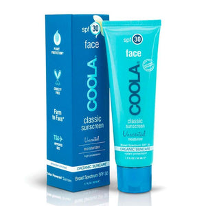 Coola Classic Face SPF30 Unscented - Protección Solar Facial 50ml