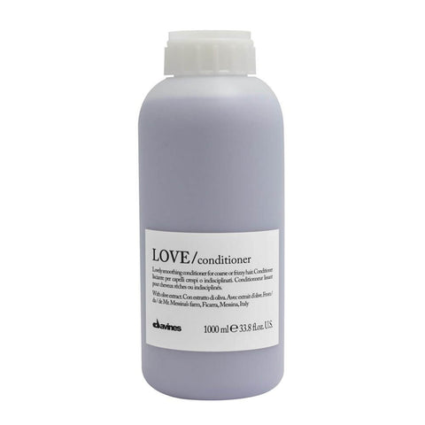 Davines LOVE Conditioner - Acondicionador Disciplinante Litro