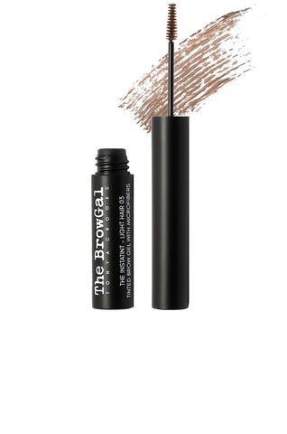 The Browgal Instatint - Gel Fijador de Cejas con Color + Colores