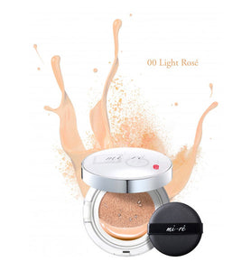 Mi-Re Maquillaje Cushion Light Rosé 00 19gr