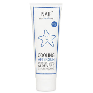 Naif Cooling Aftersun Gel - Aftersun Calmante 100ml