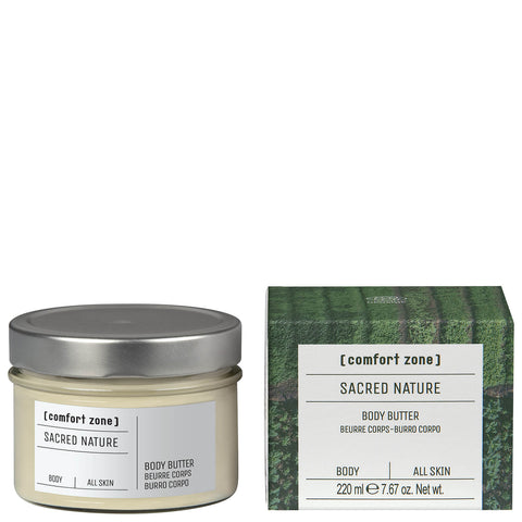 Comfort Zone Sacred Nature Body Butter - Manteca Corporal 220ml