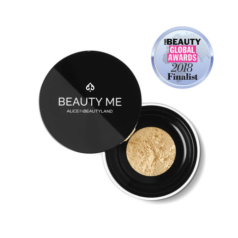 Alice Beauty Me COLECCIÓN Golden 7g - Base de Maquillaje Mineral + Tonos