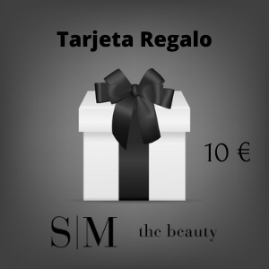 SM The Beauty Tarjeta Regalo