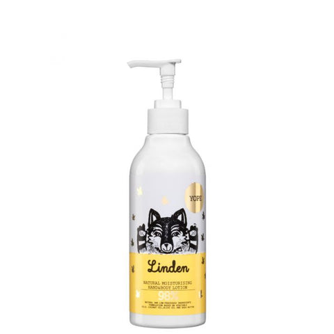 Yope Linden Hand & Body Lotion - Crema Manos y Corporal 300ml