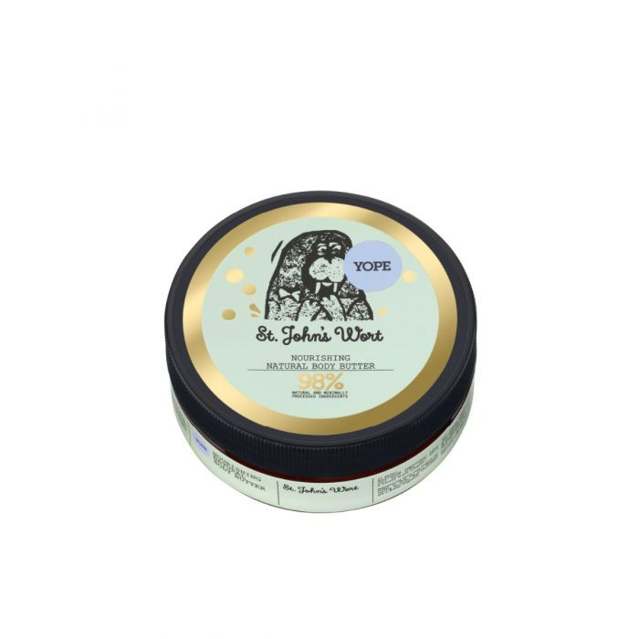 Yope St. John's Wort Body Butter - Manteca Corporal 200ml