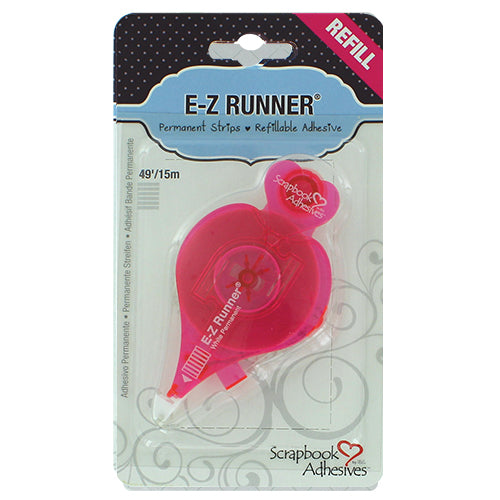 Tape Runner: PERMANENT 15m REFILL