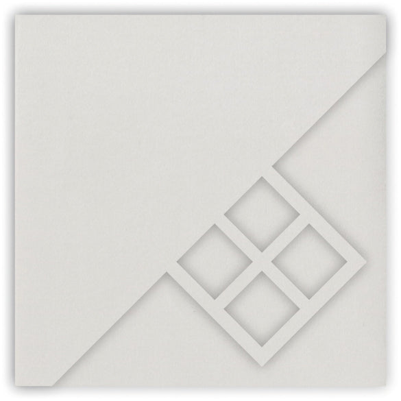 Die Cut Cards: SQUARE