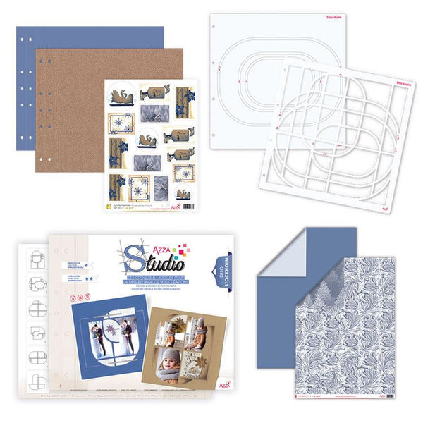 Studio Kit:  STOCKHOLM (layout+tool)