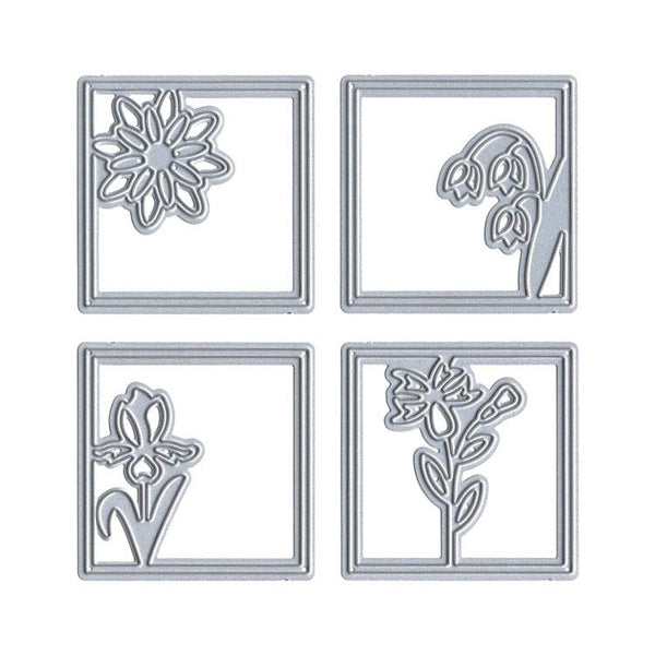 Cutting Dies: Country Squares