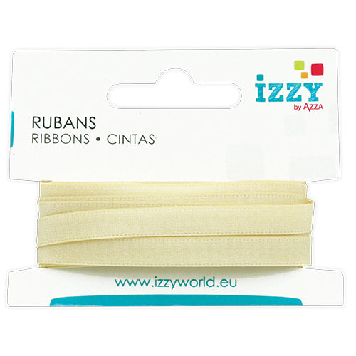 Ribbon: POLYESTER SATIN 6mm