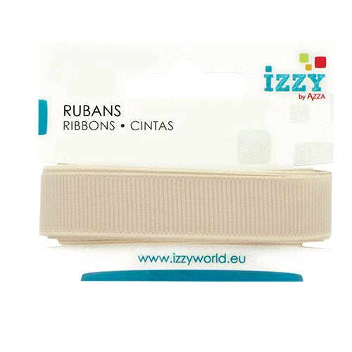 Ribbon: COARSE GRAIN POLYESTER 15mm