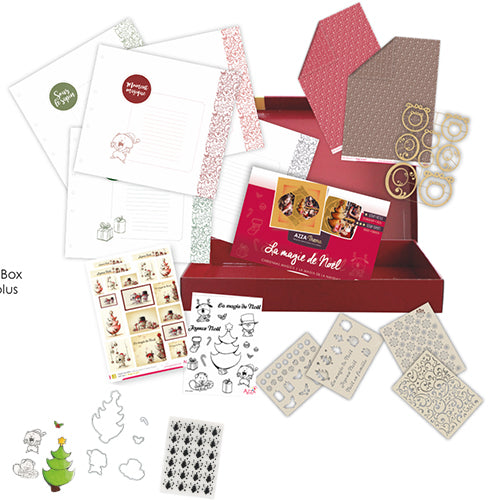 Theme Kit:  CHRISTMAS BOX 2