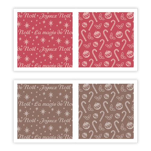 Paper: PATTERNED SEASONAL