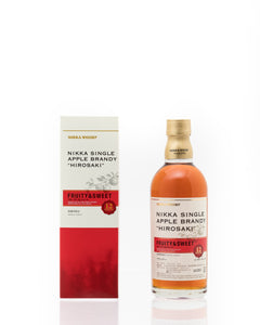 Nikka 12 year Old Hirosaki Single Apple Brandy Fruity and Sweet
